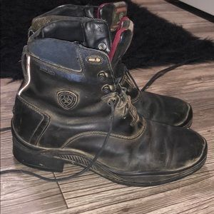 Ariat Insulated Water Proof Tactical Boots 🥾